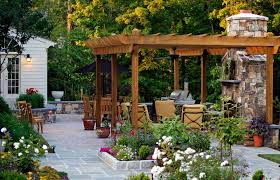outdoor living spaces homescapes