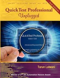 quicktest professional unplugged covers version 11 00 2nd edition