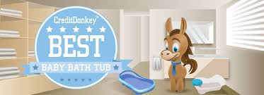 Best Bathtubs For Infants The Best Baby Bath Tub For 2017 Creditdonkey