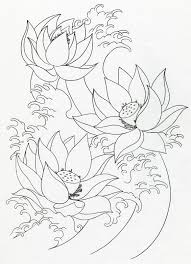 List Of Flowers by Lotus Flower Drawings For Tattoos Mike U0027s Tattoo Design Lotus