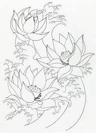 List Of Flowers by Lotus Flower Drawings For Tattoos Mike U0027s Tattoo Design Lotus