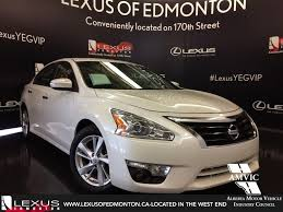 nissan altima 2016 brochure used 2014 white nissan altima i4 cvt 2 5 sl walkaround review