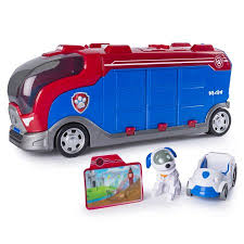 paw patrol mission paw mission cruiser robo dog vehicle