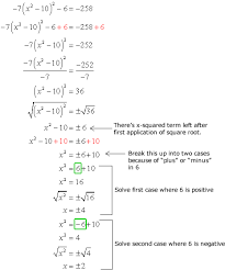 solving quadratic equations by square root method u2013 chilimath