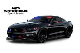2015 steeda mustang you can t outrun the steeda 2016 ford mustang interceptor