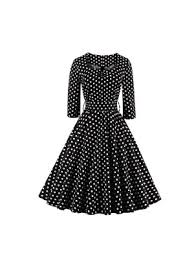 wholesale cheap plus size 1950s pinup vintage rockabilly dresses