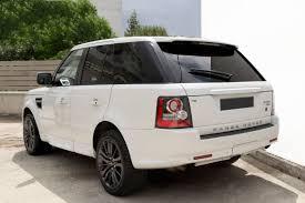 range rover sport white 4x4 executive range rover sport