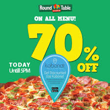 round table pizza app round table pizza arabia home facebook