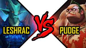dota 2 leshrac vs pudge dota 2 hero battle tormented soul vs