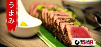 cuisine japonaise umami cinquième saveur japonaise cuisine japon
