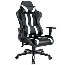 fauteuil de bureau cuir noir fauteuil bureau cuir blanc chaise de bureau cuir blanc fauteuil