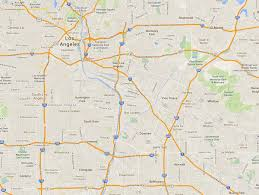 Los Angeles County Zip Code Map by 100 Santa Monica Zip Code Map Maps Urls Maps Urls Google