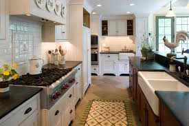 farm decor ideas kitchen traditional with area rug frame and panel