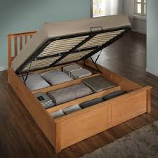 small double storage beds