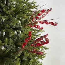 plaid curl tree picks pier 1 imports