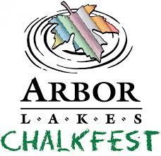 chalkfest at arbor lakes arbor lakes