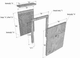 Bat House Plans Inspirational Bat House Plans Free Fresh Plan