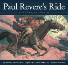 paul revere s ride book booktopia paul revere s ride by henry wadsworth longfellow