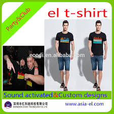 custom light up t shirts list manufacturers of light up t shirt buy light up t shirt get