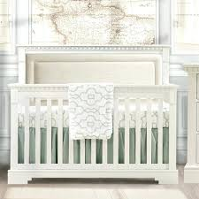 Europa Baby Palisades Convertible Crib Baby Crib White Convertible Crib White With Talc Panel Europa Baby