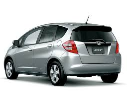 honda fit history of model photo gallery and list of modifications