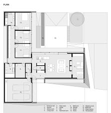 interior exterior plan house with zero stairs przemek