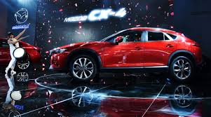 the new mazda mazda finally reveals the new cx 4 but it will be only for china