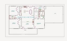 simple u0026 clean farmhouse w very flexible layouts hq plans