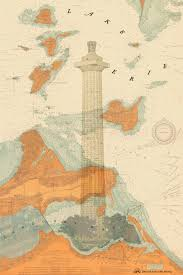 Map Of Sandusky Ohio by Uncharted Mapping