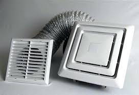 Bathroom Fan Exhaust Ceiling Fan Exhaust Ducted Fansshop Now Vent Bathroom Fan