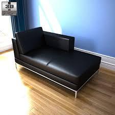 Ikea Sofa Chaise Lounge Ikea Arild Chaise Longue 3d Model Hum3d