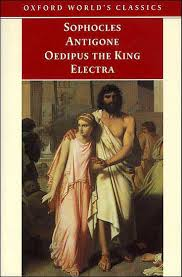 Oedipus Blinds Himself Sophocles U0027 Great Greek Tragedy