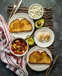 breakfast toast with white wine roasted tomatoes u2013 what do you crave