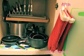 queenleilani organize pots and pans