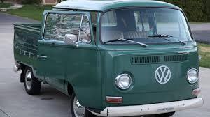 vw minivan 1970 1970 volkswagen transporter ii pickup w25 indy 2015