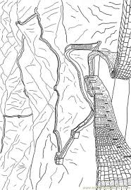 free great wall of china coloring page on creative animal coloring