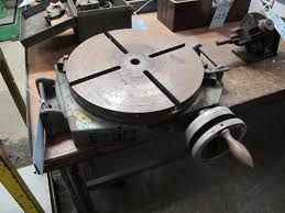 rotary table for milling machine bridgeport rotary table for milling machines