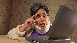 Computer Grandma Meme - what wtf gif find download on gifer by kigor