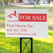 custom yard u0026 lawn signs vistaprint