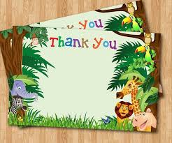 Jungle Birthday Card 14 Best Safari Birthday Images On Pinterest Jungles Birthdays