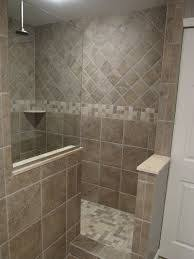 walk in bathroom ideas best 25 shower no doors ideas on bathroom showers