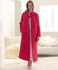 robes de chambres femmes robe de chambre boutonnée femme viviane boutique