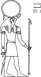 imagenes egipcias para imprimir mitología egipcia 107 dioses y diosas páginas para colorear