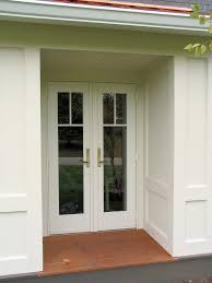 Wooden French Doors Exterior by French Doors Exterior Outswing Video And Photos Madlonsbigbear Com
