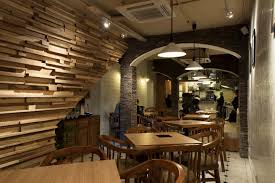 cafe interior design india french press café by design 360 chandigarh india retail design blog