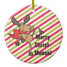 cute moose ornaments u0026 keepsake ornaments zazzle
