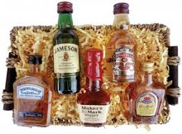 whiskey gift basket gift baskets liquors