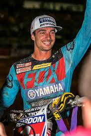 Dan Gregory Cdr Yamaha Retains Dan Reardon For 2016 Dirt Action
