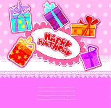 happy birthday cake card vector free vector 15 097 free