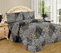 Leopard Print Curtains And Bedding Leopard Print Decor Find Trendy Leopard Print Home Decor